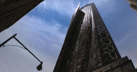 El edificio OSCORP