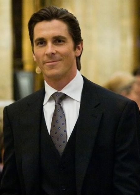 Christian Bale en TDK