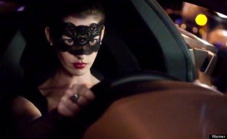 Anne Hathaway en TDKR